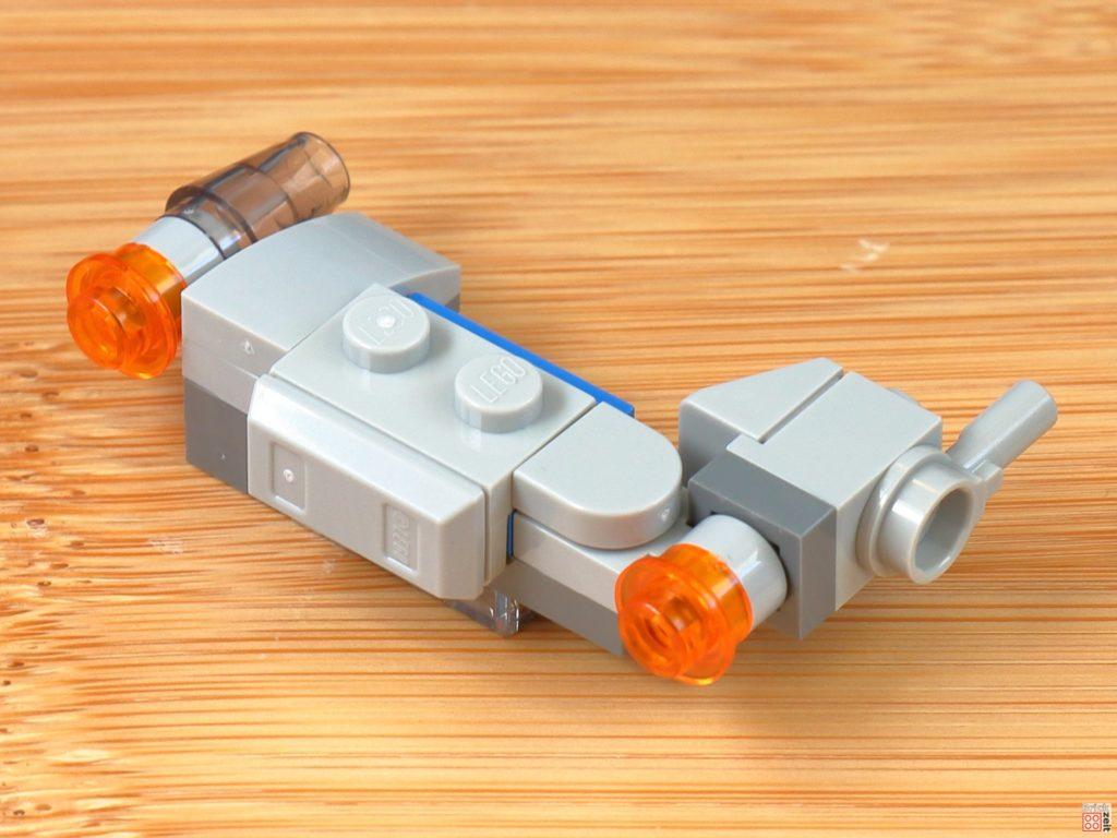 LEGO 75245 - Widerstands-Transporter, Vorderseite| ©2019 Brickzeit