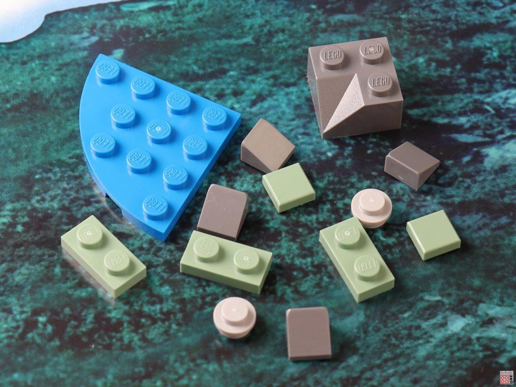 LEGO 75245 - Ahch-To in Teilen | ©2019 Brickzeit