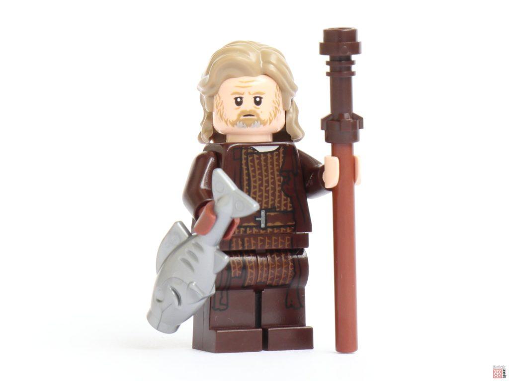 LEGO 75245 - Luke Skywalker mit Fisch und Stab | ©2019 Brickzeit