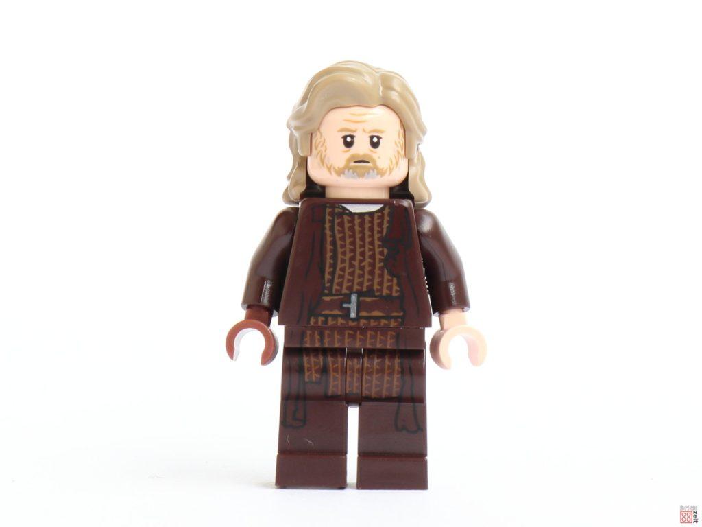 LEGO 75245 - Luke Skywalker, Vorderseite | ©2019 Brickzeit