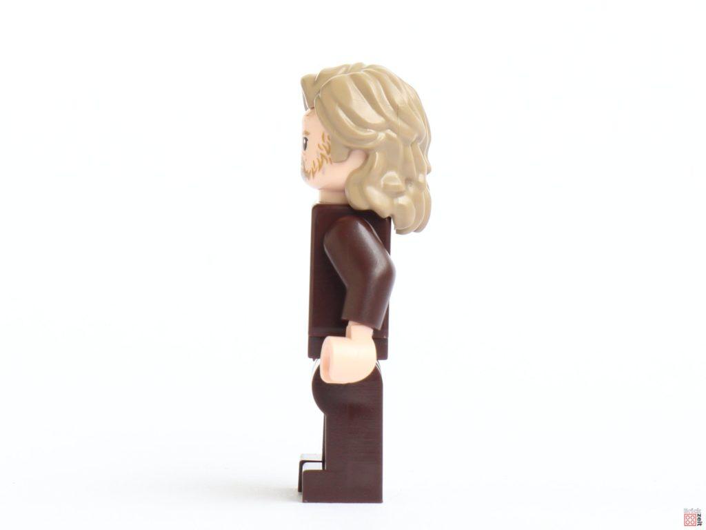 LEGO 75245 - Luke Skywalker, linke Seite | ©2019 Brickzeit