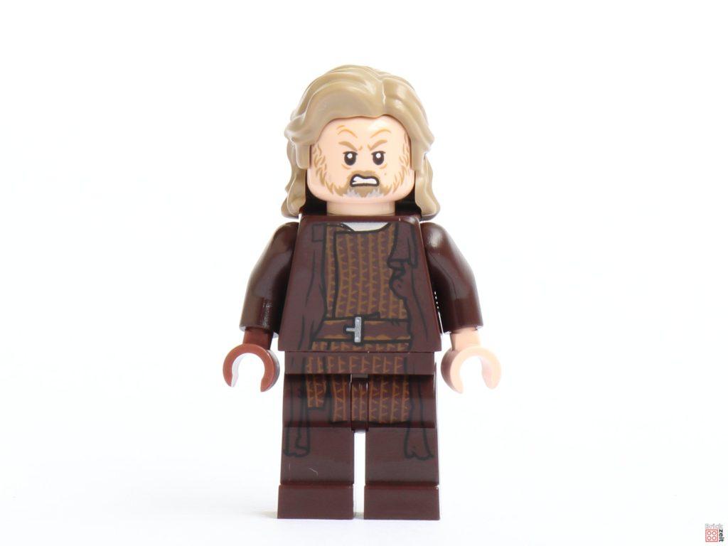 LEGO 75245 - Luke Skywalker mit alternativem Gesicht | ©2019 Brickzeit