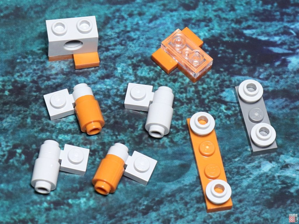 LEGO 75245 - Quadjumper im Aufbau | ©2019 Brickzeit