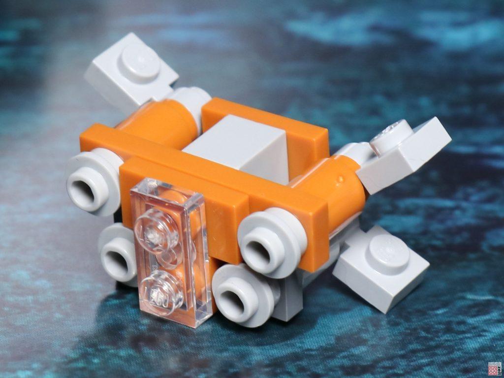 LEGO 75245 - Quadjumper, Vorderseite | ©2019 Brickzeit