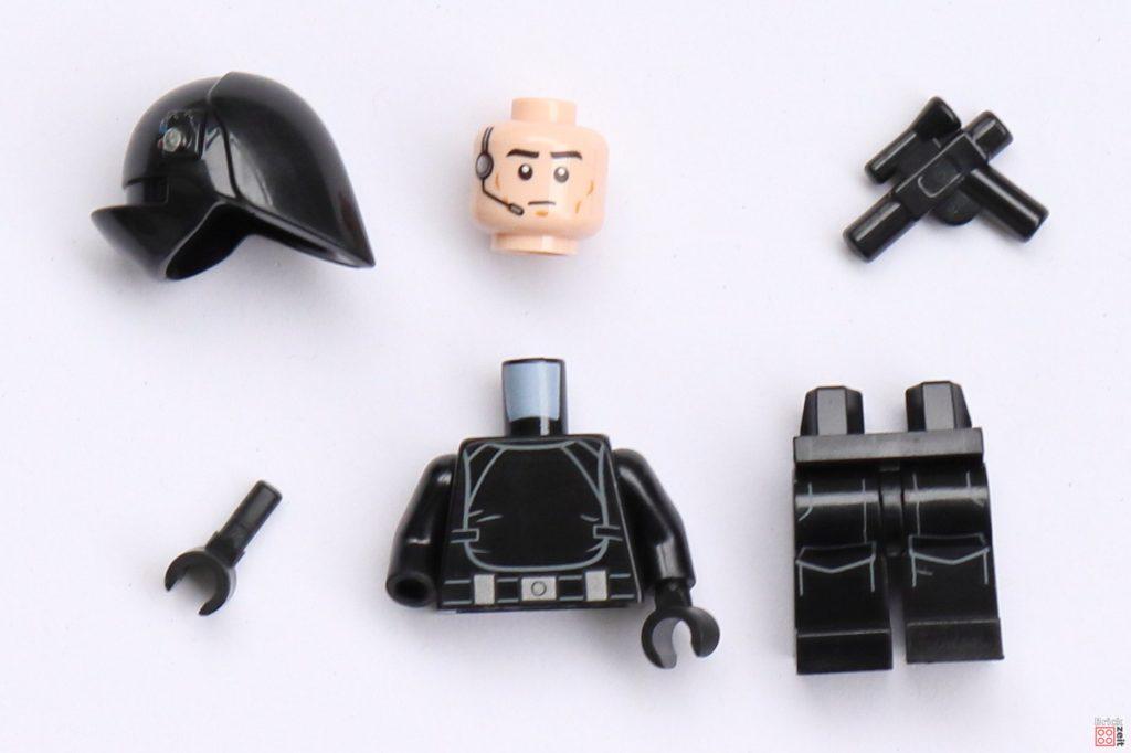 LEGO 75245 - Death Star Gunner, Einzelteile | ©2019 Brickzeit