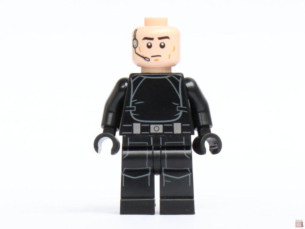 LEGO 75245 - Death Star Gunner, Vorderseite ohne Helm | ©2019 Brickzeit