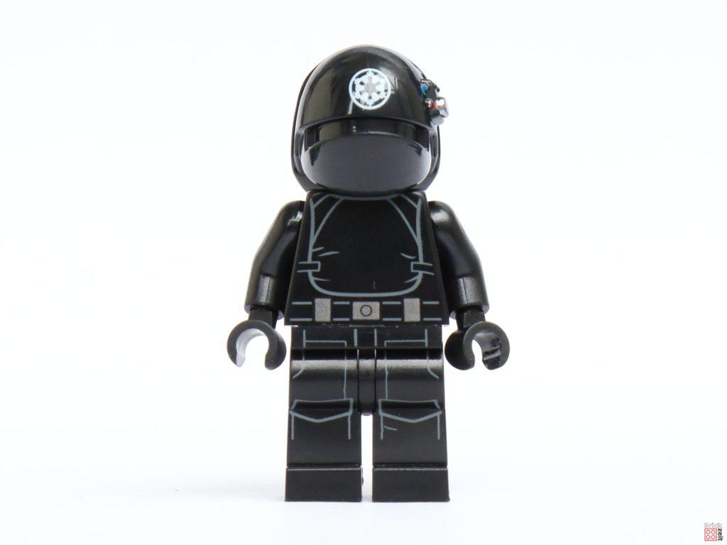 LEGO 75245 - Death Star Gunner, Vorderseite | ©2019 Brickzeit