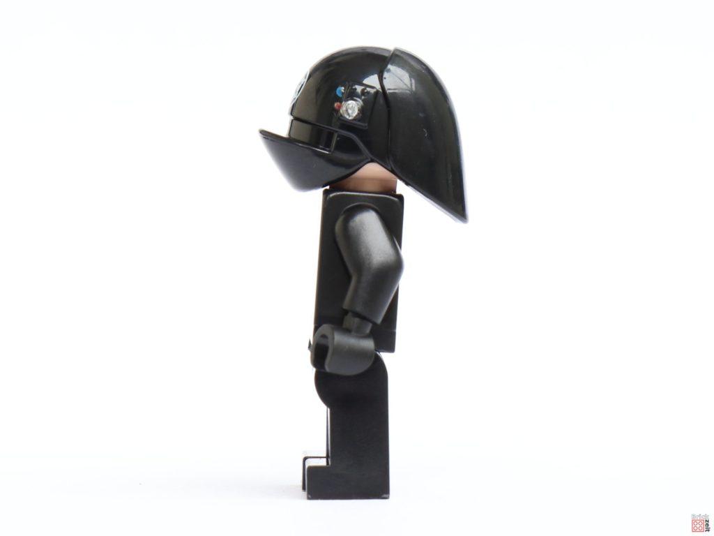 LEGO 75245 - Death Star Gunner, linke Seite | ©2019 Brickzeit