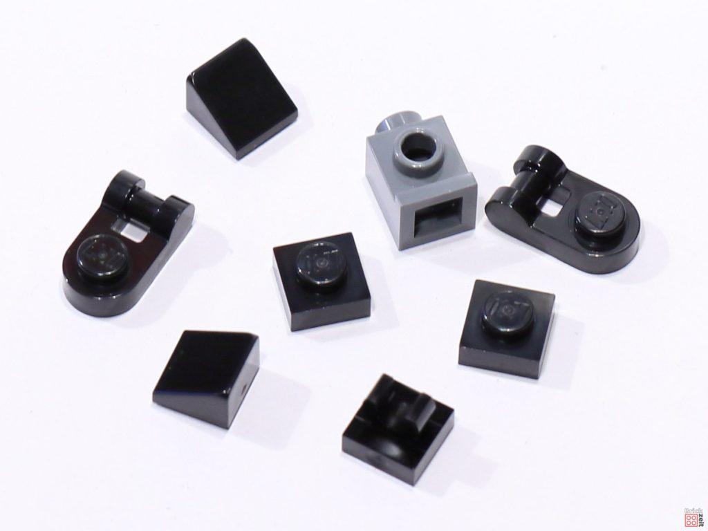 LEGO 75245 - Tür 13 Einzelteile | ©2019 Brickzeit