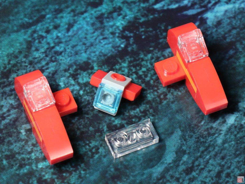 LEGO 75245 - Wolkenwagen in Teilen | ©2019 Brickzeit