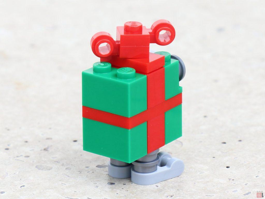 LEGO 75245 - Weihnachtlicher GONK-Droide | ©2019 Brickzeit
