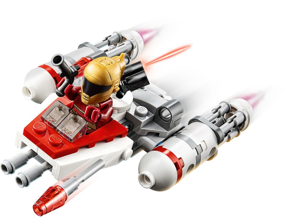 LEGO® Star Wars 75263 Resistance Y-Wing Microfighter | ©LEGO Gruppe