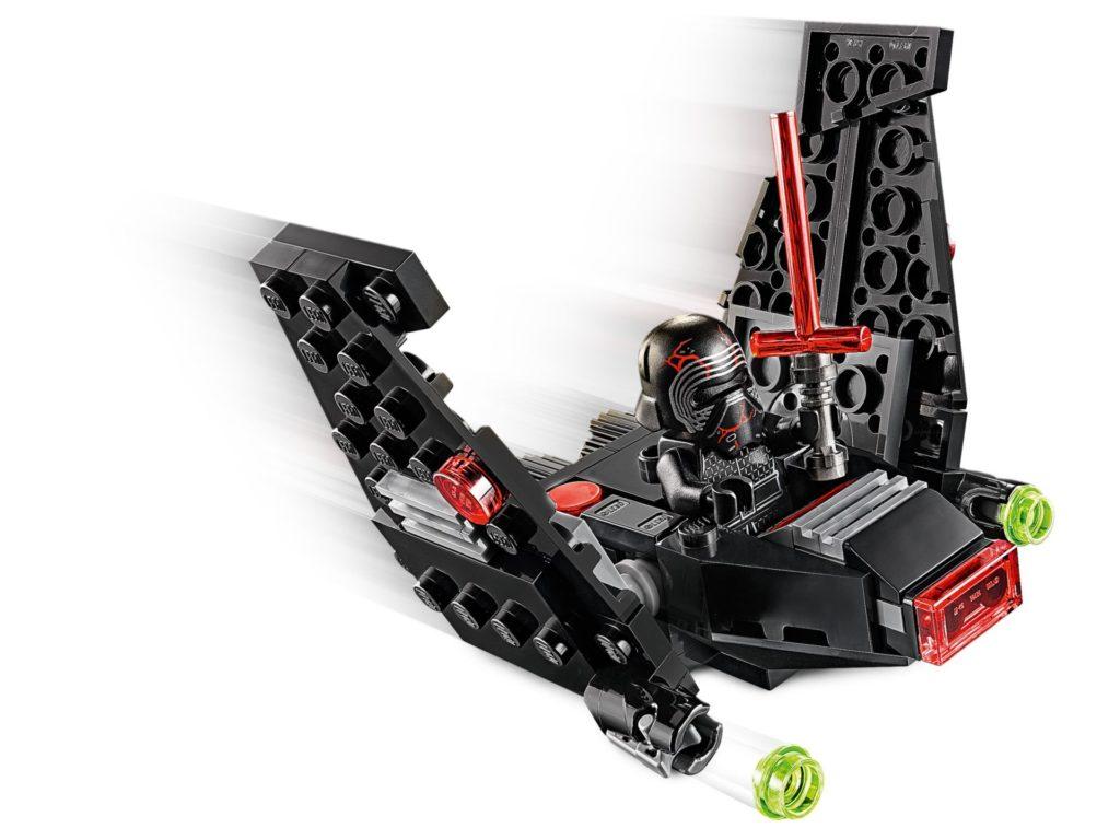 LEGO® Star Wars 75264 Kylo Rens Shuttle Microfighter   ©LEGO Gruppe