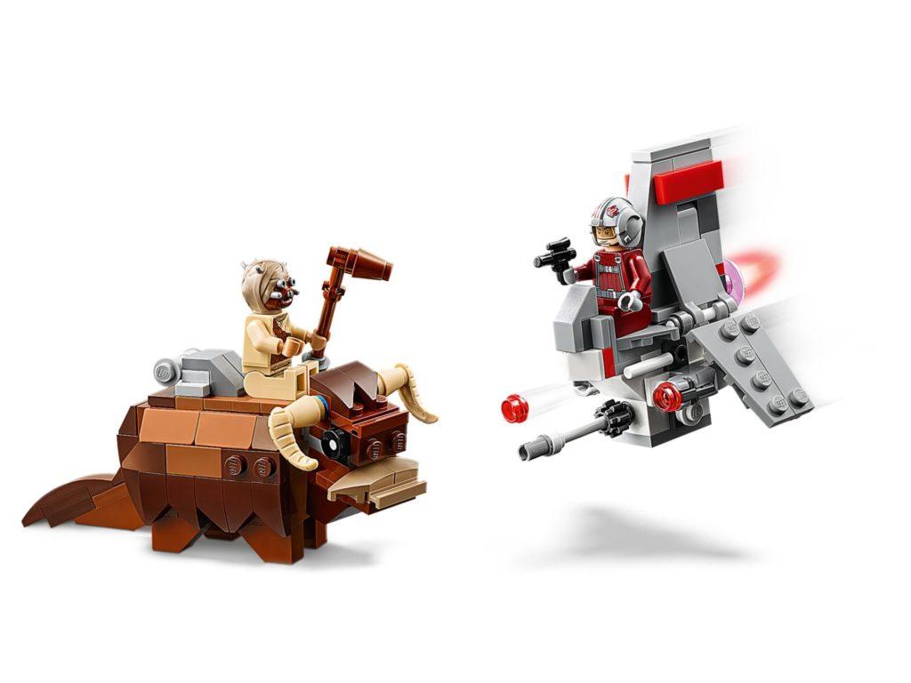 LEGO® Star Wars 75265 T-16 Skyhopper vs. Bantha Microfighter | ©LEGO Gruppe