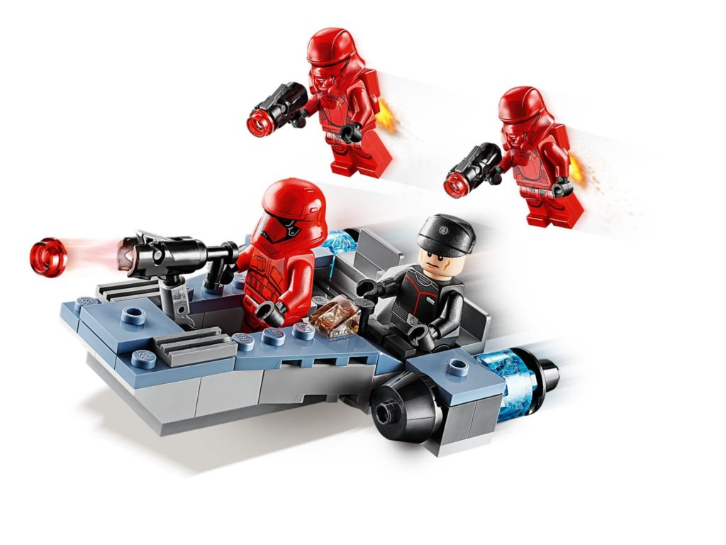 LEGO® Star Wars 75266 Sith Troopers Battle Pack | ©LEGO Gruppe