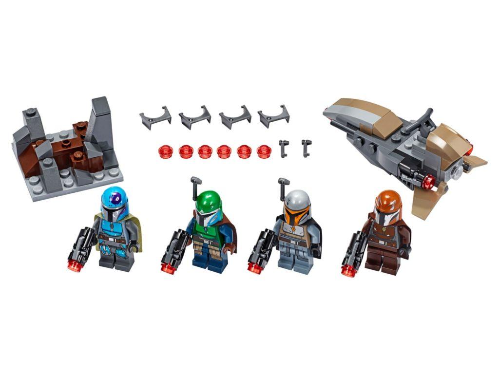LEGO® Star Wars 75267 Mandalorian Battle Pack | ©LEGO Gruppe
