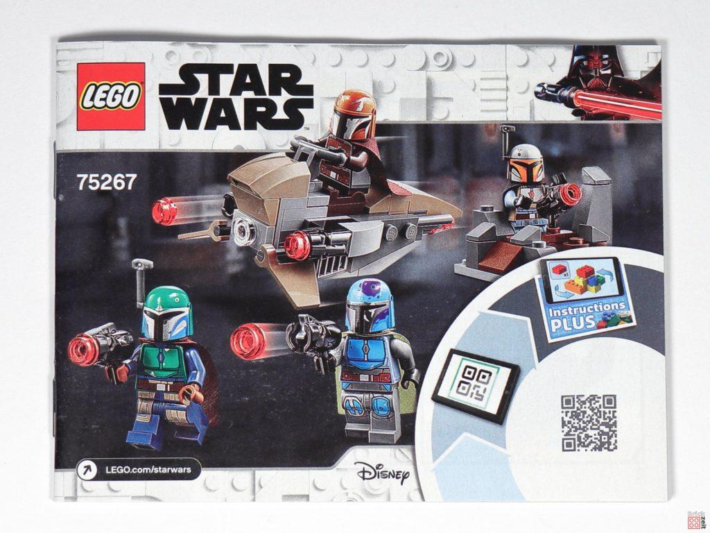 LEGO® Star Wars™ 75267 Mandalorianer Battle Pack - Anleitung | ©2019 Brickzeit