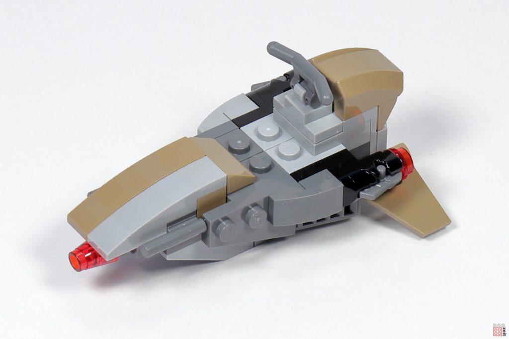 LEGO® Star Wars™ 75267 - Speeder, hinten rechts | ©2019 Brickzeit