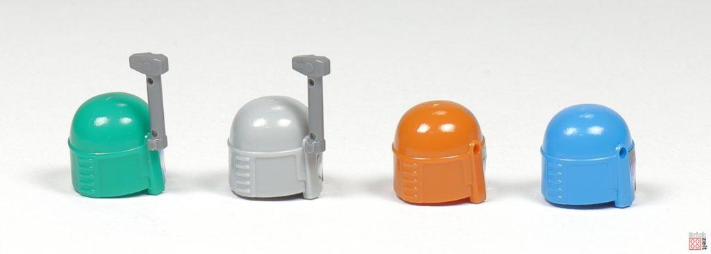 LEGO® Star Wars™ 75267 - Helme Rückseite | ©2019 Brickzeit