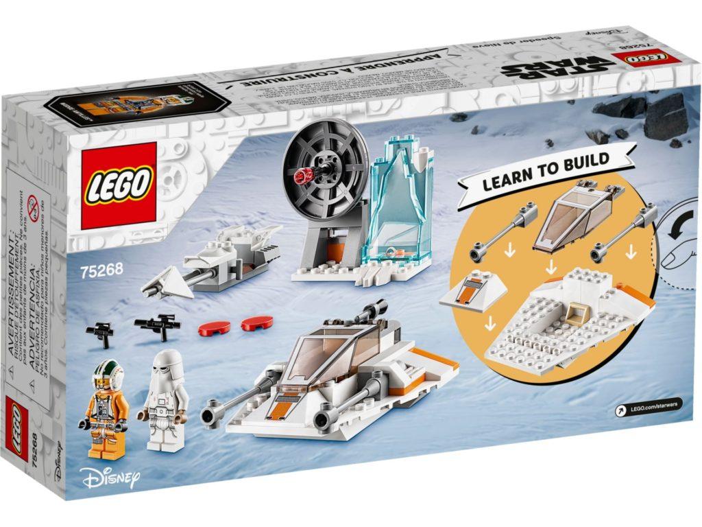 LEGO® Star Wars 75268 Snowspeeder | ©LEGO Gruppe