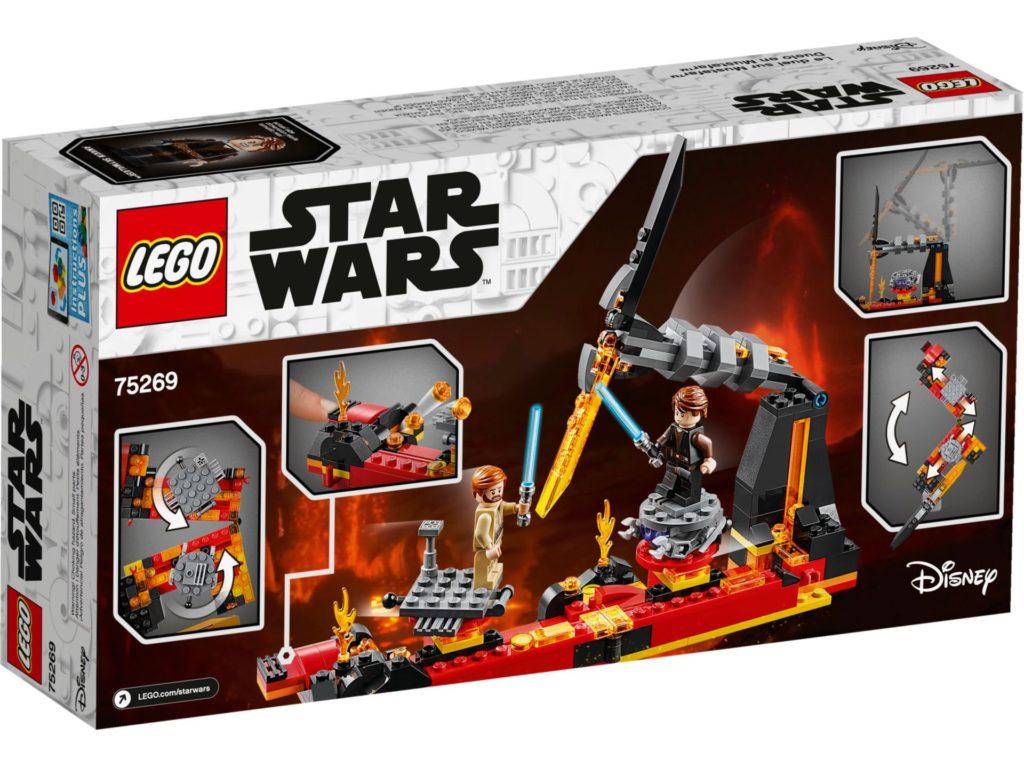 LEGO® Star Wars 75269 Duell auf Mustafar | ©LEGO Gruppe