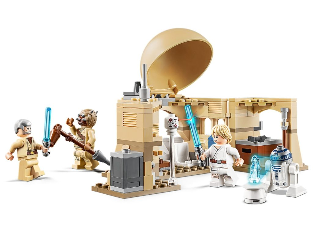 LEGO® Star Wars 75270 Obi-Wans Hütte | ©LEGO Gruppe
