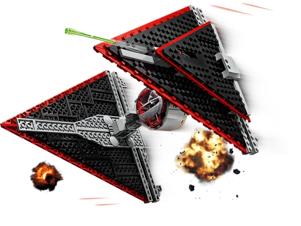 LEGO® Star Wars 75272 Sith TIE Fighter | ©LEGO Gruppe