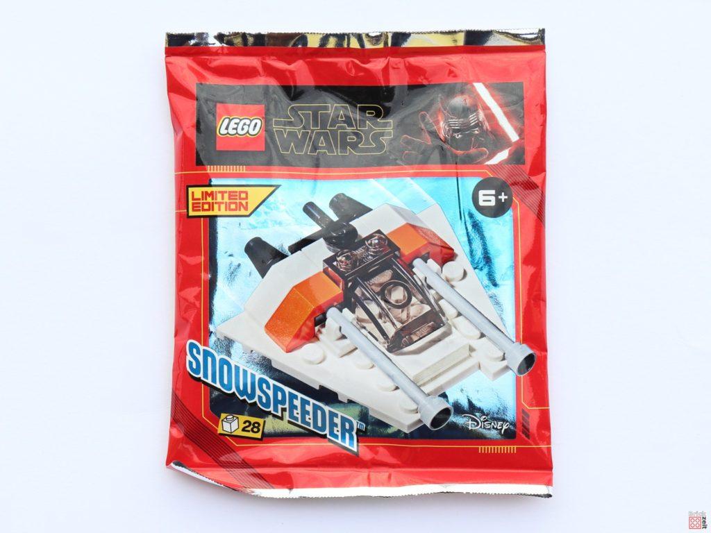 LEGO® Star Wars™ Polybag 912055 mit einem Snowspeeder | ©2019 Brickzeit
