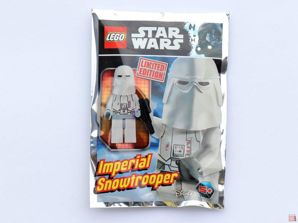 LEGO® Star Wars™ Polybag 911726 mit einem Snowtrooper | ©2019 Brickzeit