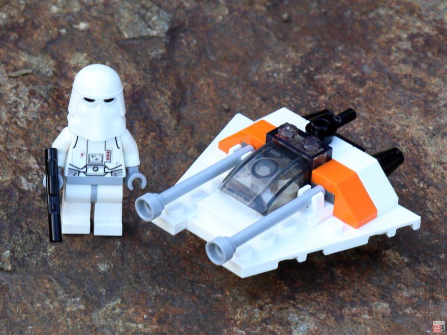 LEGO® Star Wars™ Magazin Nr. 55 (Januar 2020) - Titelbild | ©2019 Brickzeit