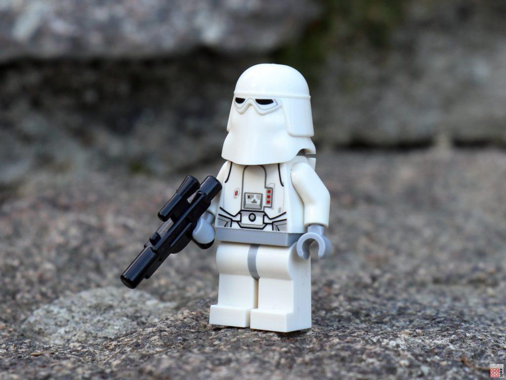LEGO Star Wars Magazin Nr. 55 - Snowtrooper, vorne | ©2019 Brickzeit