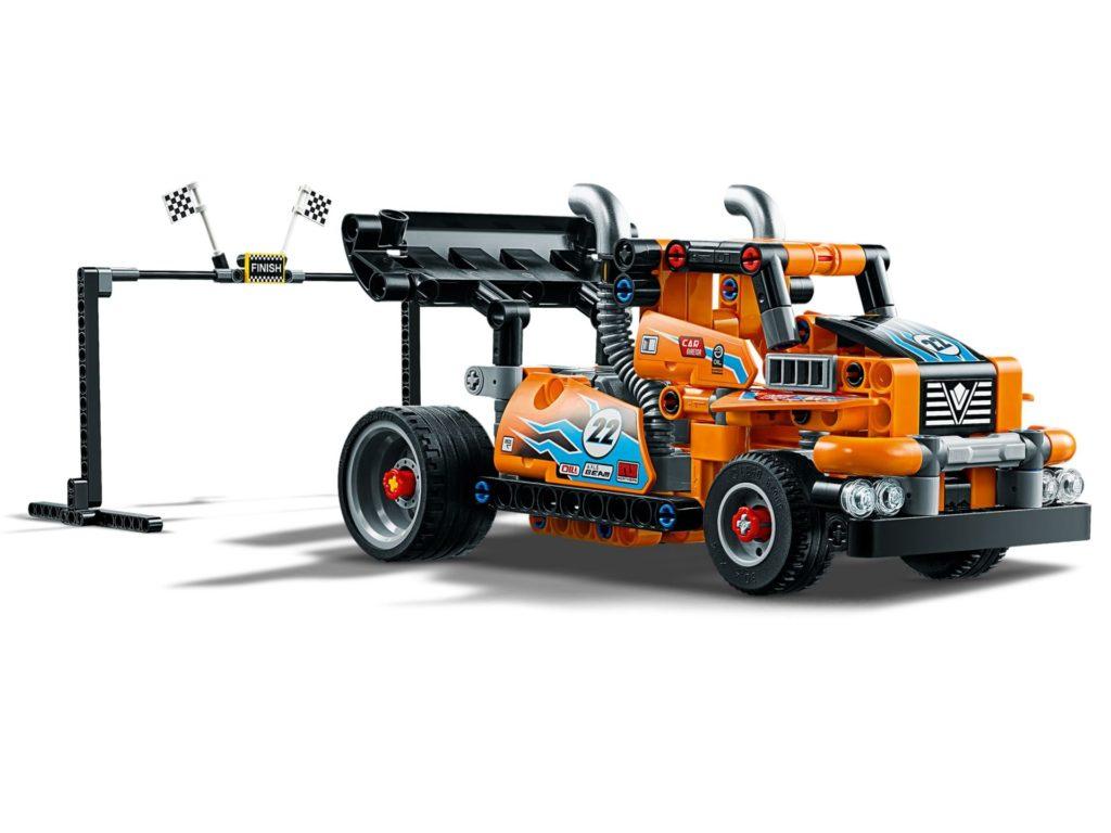 LEGO® Technic 42104 Race Truck | ©LEGO Gruppe