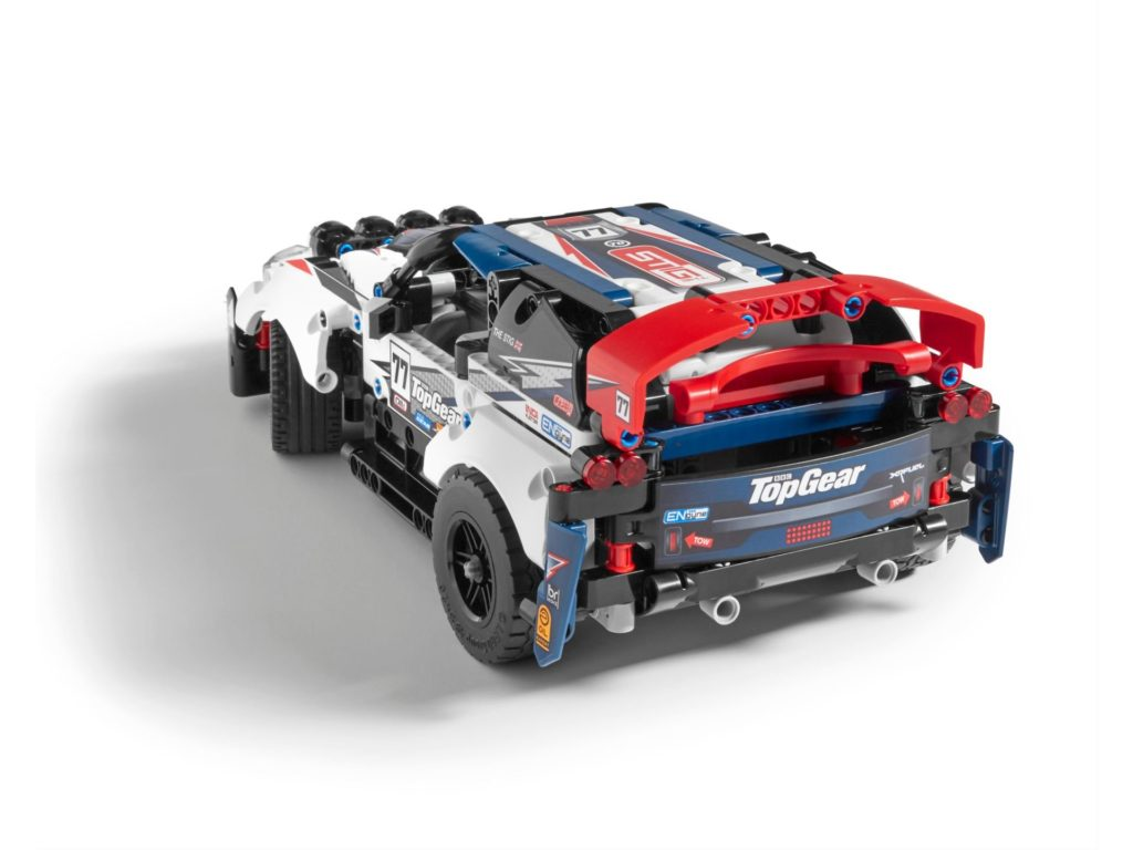 LEGO® Technic 42109 App-Controlled Top Gear Rally Car | ©LEGO Gruppe
