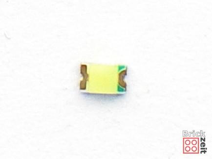 SMD LED 0805 klar-weiß | ©2020 Brickzeit