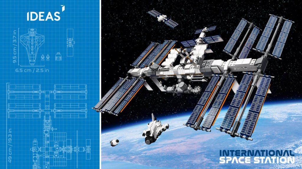 LEGO IDEAS 21321 ISS Signierveranstaltung im LEGO Store Nürnberg | ©LEGO Gruppe