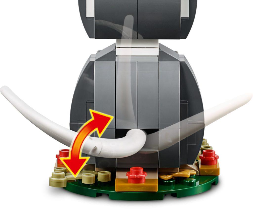 LEGO® 40355 Jahr der Ratte | ©LEGO Gruppe