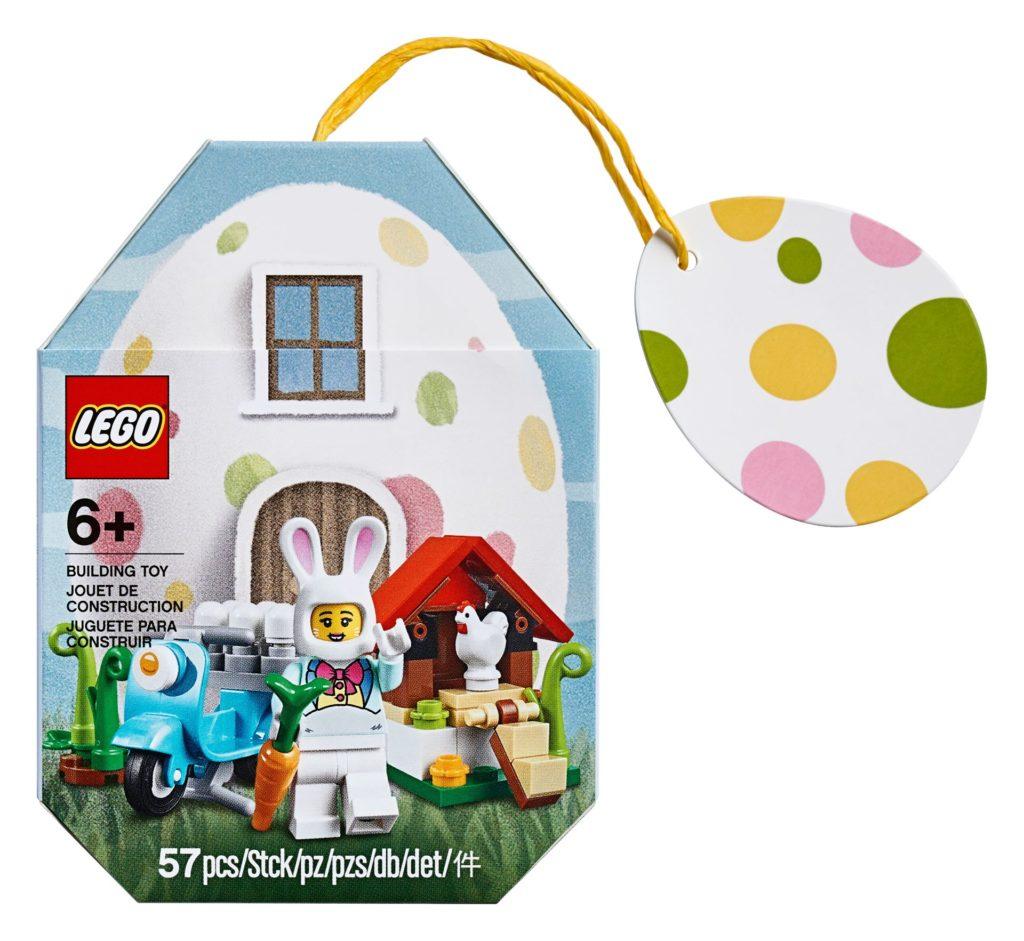 LEGO 853990 Osterhäuschen | ©LEGO Gruppe