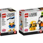 LEGO® Brickheadz 40377 und 40378 - Titelbild | ©LEGO Gruppe