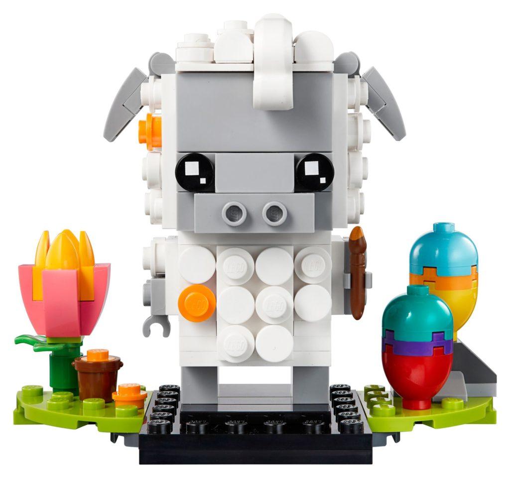 LEGO® Brickheadz 40380 Schaf | ©LEGO Gruppe