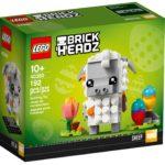 LEGO® Brickheadz 40380 Schaf - Titelbild | ©LEGO Gruppe