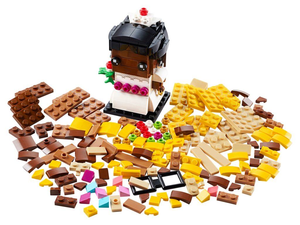 LEGO® Brickheadz 40383 Braut | ©LEGO Gruppe