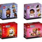 LEGO® Brickheadz Neuheiten ab Januar 2020 | ©LEGO Gruppe