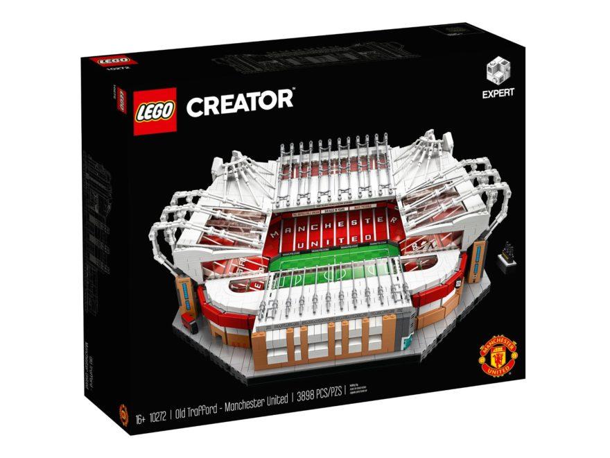 LEGO® Creator Expert 10272 Old Trafford - Manchster United - Titelbild | ©LEGO Gruppe