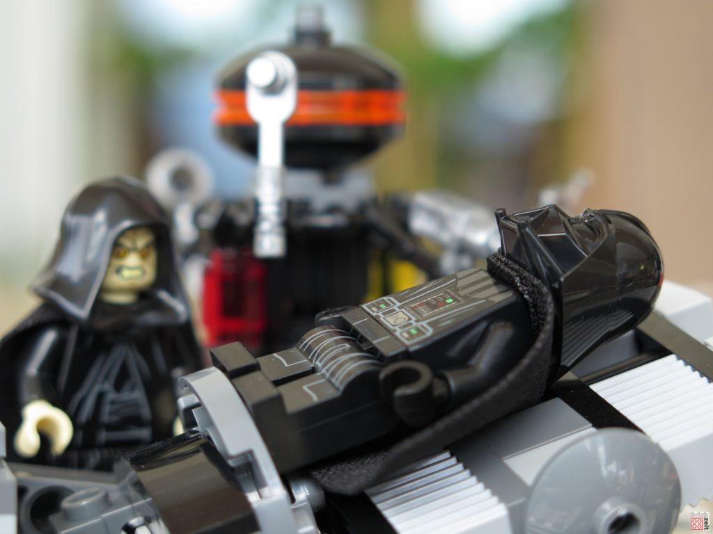 Darth Vader hat Bauchweh   ©2020 Brickzeit