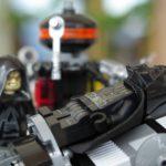 Darth Vader hat Bauchweh | ©2020 Brickzeit