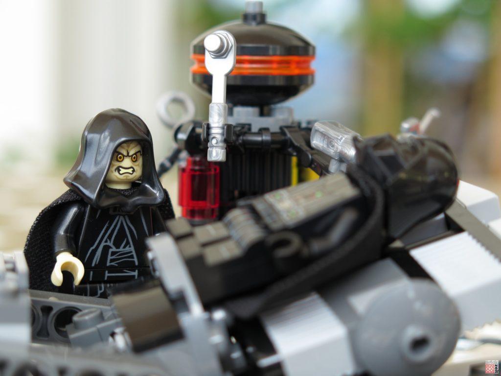 Was mein Darth Vaders Meister? | ©2020 Brickzeit