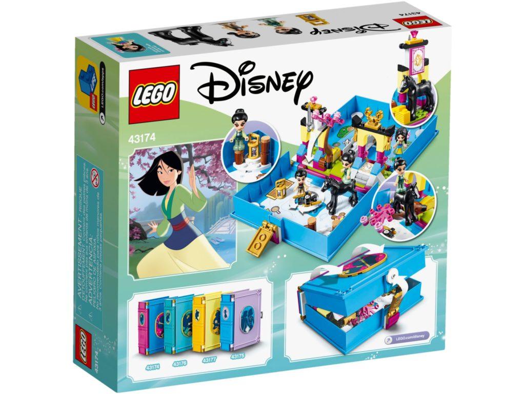LEGO® Disney 43174 Mulans Märchenbuch | ©LEGO Gruppe