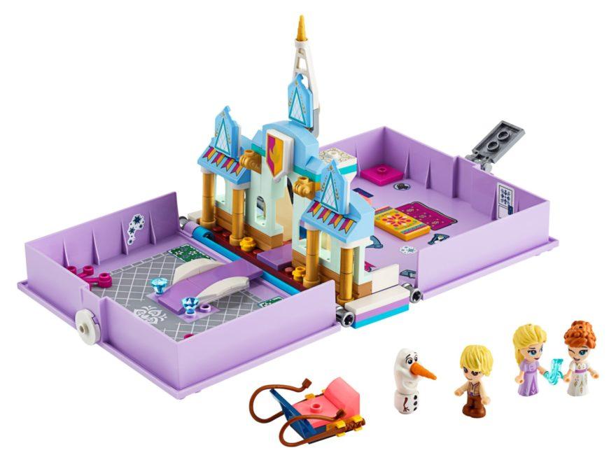 LEGO® Disney 43175 Annas und Elsas Märchenbuch | ©LEGO Gruppe
