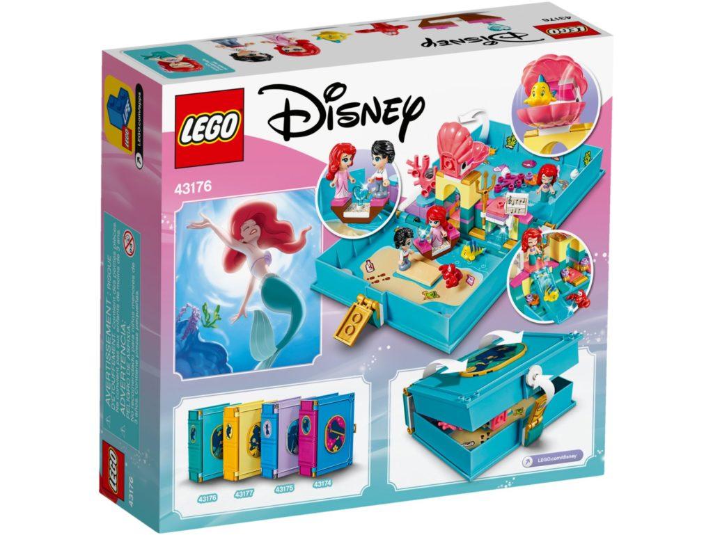 LEGO® Disney 43176 Arielles Märchenbuch | ©LEGO Gruppe