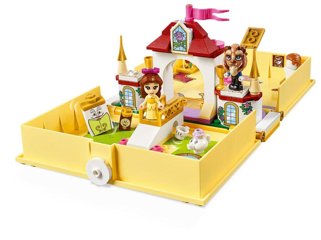 LEGO® Disney 43177 Belles Märchenbuch | ©LEGO Gruppe